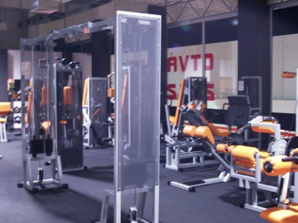 49950bea1 Fitness centrum CITY GYM Prešov