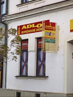 4ca2161e92 Bezpečnostné dvere Prešov - predajňa ADLO